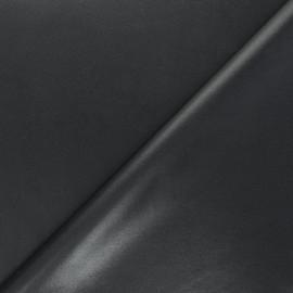 Tissu PUL uni - noir x 10cm
