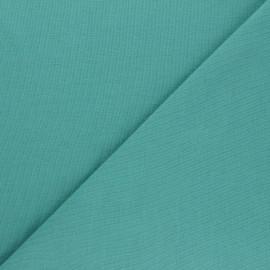 Jersey fabric - celadon Tiago x 10cm