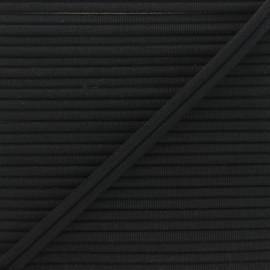 Double Passepoil 11mm Henriette - noir x 1m