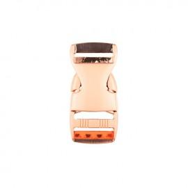 25 mm Side Release Buckle - copper Basic