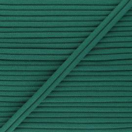Double Passepoil 11mm Henriette - vert forêt x 1m