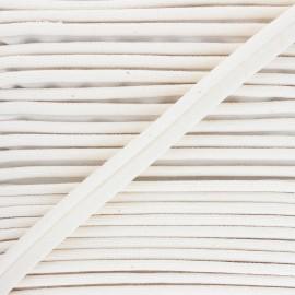 14mm Woven Piping - cream Antoine x 1m