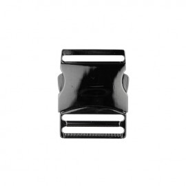 40 mm Side Release Buckle - anthracite Classic