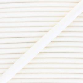 Passepoil velours 16mm Clovis - crème x 1m