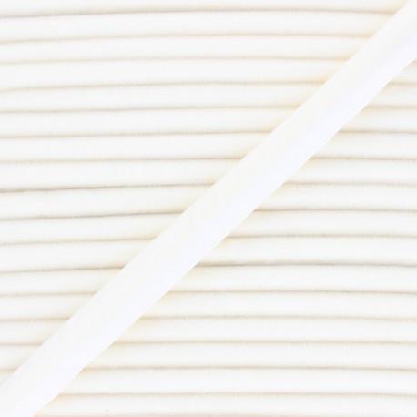 16mm Velvet Piping - cream Clovis x 1m