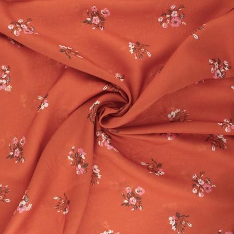 AGF Rayon fabric - Kismet - Burgeon Autumnal x 10cm