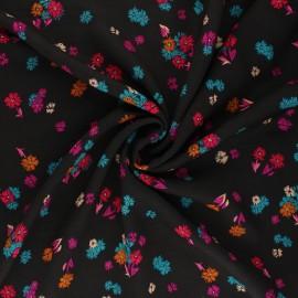 Tissu rayonne AGF The Flower Society - Dreamlike Daisies B x 10cm