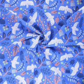 Cotton Steel cotton fabric Marbella - Enchanted Free as a Bird x 10cm
