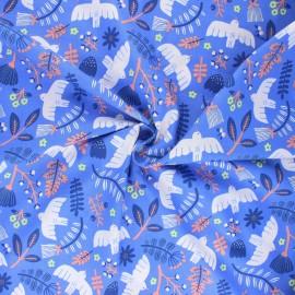 Tissu coton Cotton Steel Marbella - Free as a Bird - Enchanted x 10cm