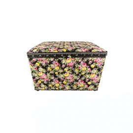 Large Size Sewing Box - Delight flowers