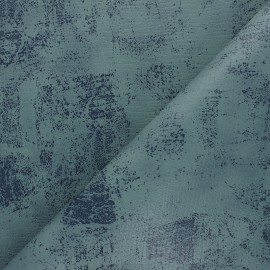 Simili cuir souple Tortosa - vert-de-gris x 10cm