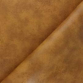Simili cuir souple Tortosa - miel x 10cm