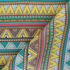 Simili cuir souple Vallarta - vert x 10cm