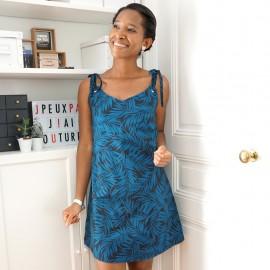 Top/Dress Sewing Pattern - Les lubies de Cadia Éclair