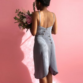 Dress Sewing Pattern - Les lubies de Cadia Plumeria