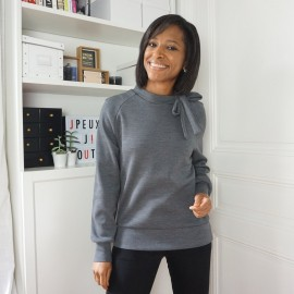 Sweat Sewing Pattern - Les lubies de Cadia Gaby