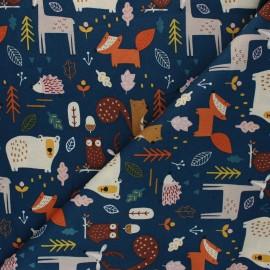 Tissu coton Dashwood Studio Habitat - Woodland x 10cm