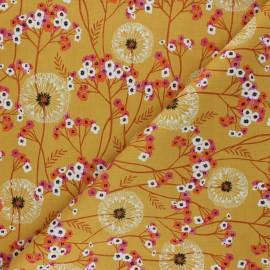 Tissu coton Dashwood Studio Aviary - Pretty Dandelion x 10cm