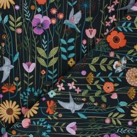 Tissu coton Dashwood Studio Aviary - Flying Bird x 10cm