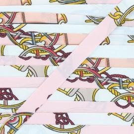 Ribbon - pink Guitel x 1m