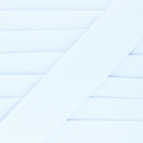 Elastique plat Lorna - blanc x 1m