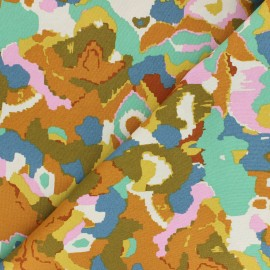 Tissu coton Cloud 9 - Grasslands - Masquerade x 10 cm