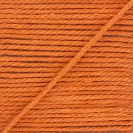 4mm burlap cord - orange Yuta x 1m
