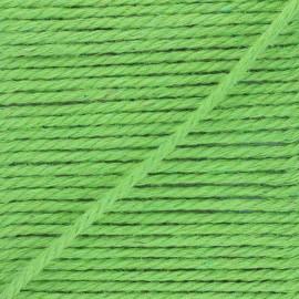Corde de jute Yuta 4 mm - vert x 1m