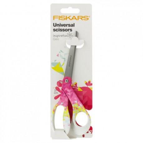 Universal scissors Fiskars Geo - 21cm