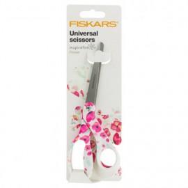 Ciseaux universels Fiskars flower - 21cm