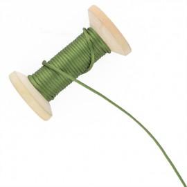 2,5 mm Rattail Cord Roll - Khaki