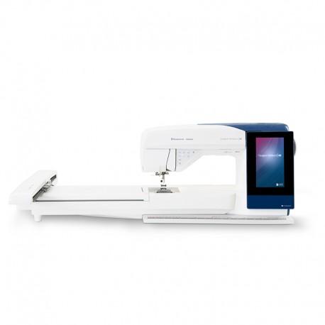 Husqvarna Designer Brilliance 80 sewing and embroidery machine