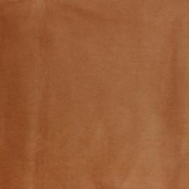 Short velvet fabric - beige x 10cm