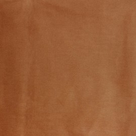 Tissu Velours ras beige x10cm