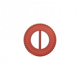 Boucle coulissante ronde Loopa - camel