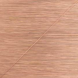Cordon Lurex 0.5 mm Rumba  - rose/doré x 1m