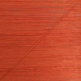 0,5 mm lurex cord - red/gold Rumba x 1m
