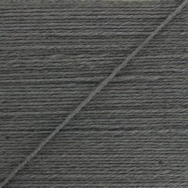 Corde de jute Lota 2 mm - gris x 1m