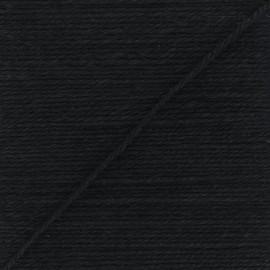 Corde de jute Lota 2 mm - noir x 1m