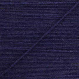 Corde de jute Lota 2 mm - violet x 1m