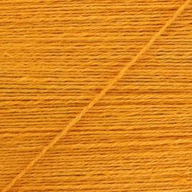 Corde de jute Lota 2 mm - jaune moutarde x 1m