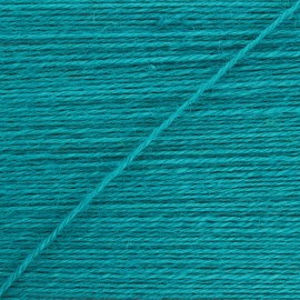 2mm jute cord - lagoon blue Lota x 1m