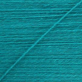 Corde de jute Lota 2 mm - bleu lagon x 1m