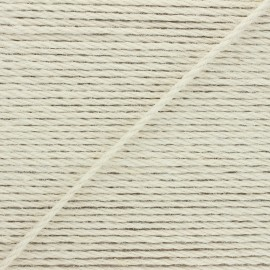 Corde de jute Lata 4 mm - écru x 1m