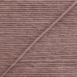 4mm jute cord - pink taupe Lata x 1m