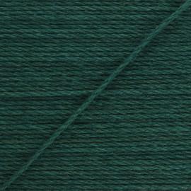 4mm jute cord - pine green Lata x 1m