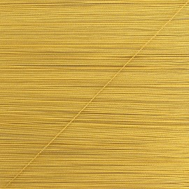 0,5 mm lurex cord - yellow/gold Rumba x 1m