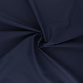 Tissu enduit spécial ciré Ula - bleu marine x 10cm