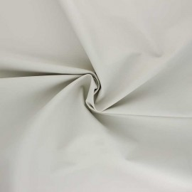 Tissu enduit spécial ciré Ula - grège x 10cm