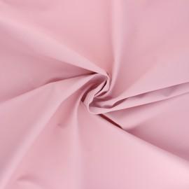 Tissu enduit spécial ciré Ula - rose x 10cm